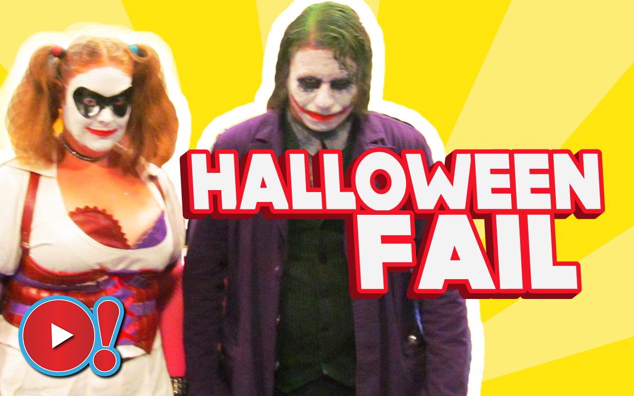 I costumi più brutti ed imbarazzanti di Halloween
