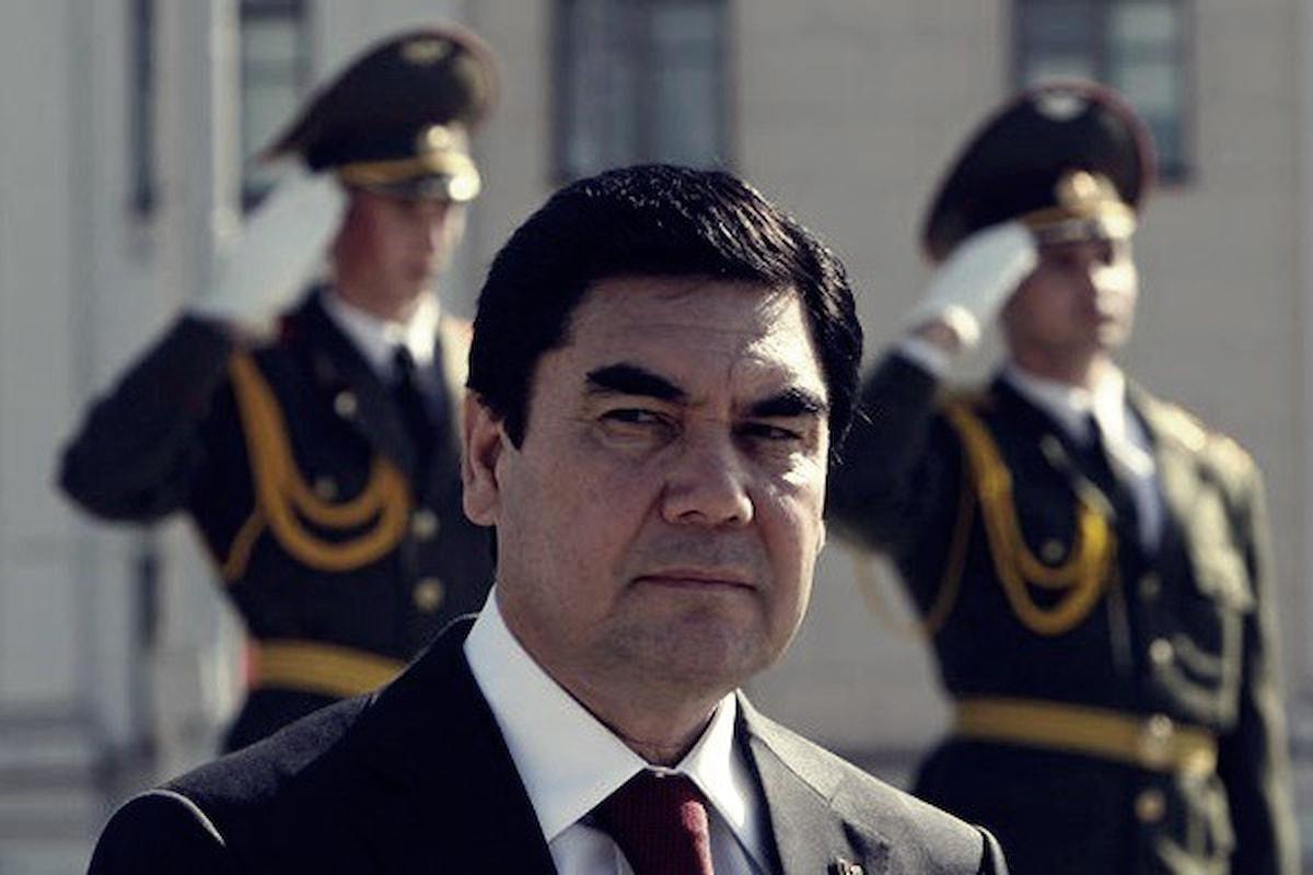 Turkmenistan, elezioni presidenziali farsa: rieletto Berdimuhamedov con il 98% dei voti