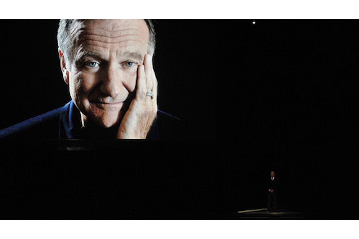 Robin Williams, uscita negli Usa la biografia a firma di Dave Itzkoff