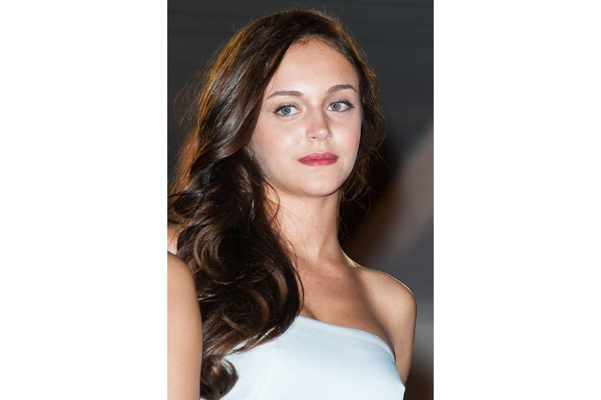Pauline Burlet, stella del cinema internazionale, tra le star di Miss Europe Continental 2018