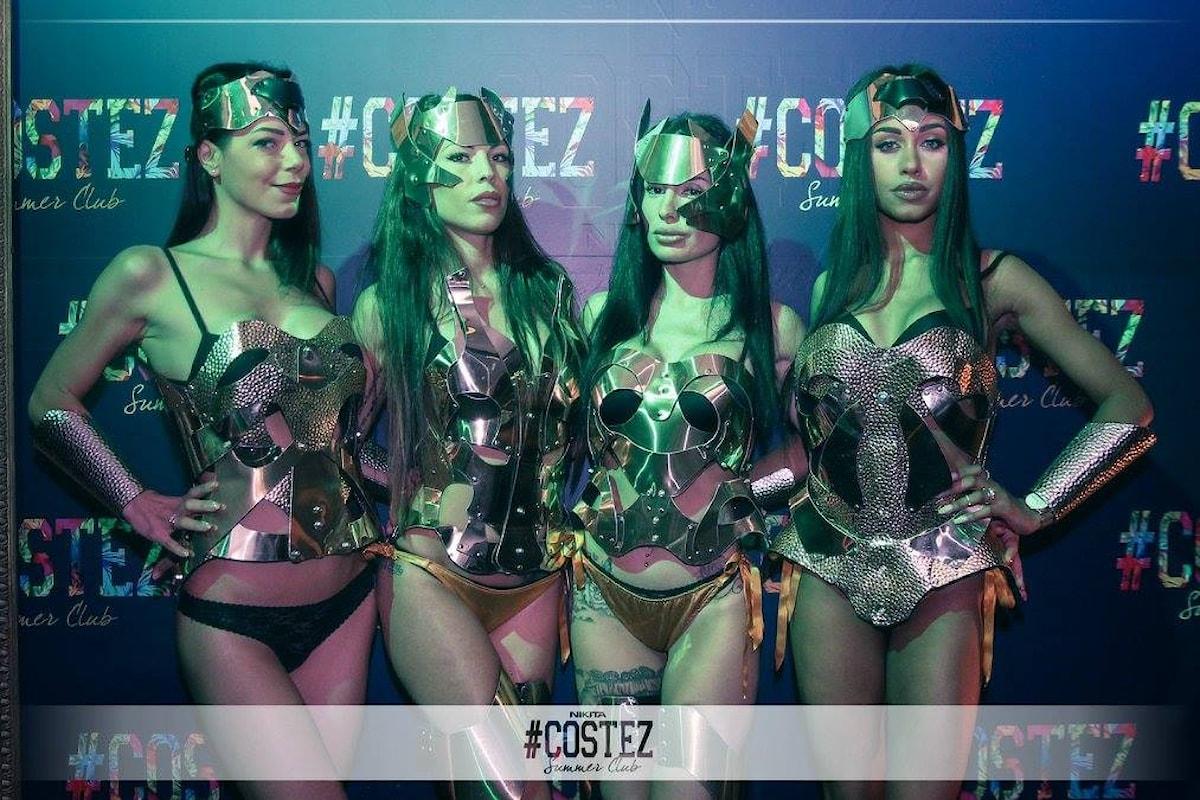 Nikita #Costez - Grumello (BG): 7/7 Double Deejay 8/7 Georgia Mos