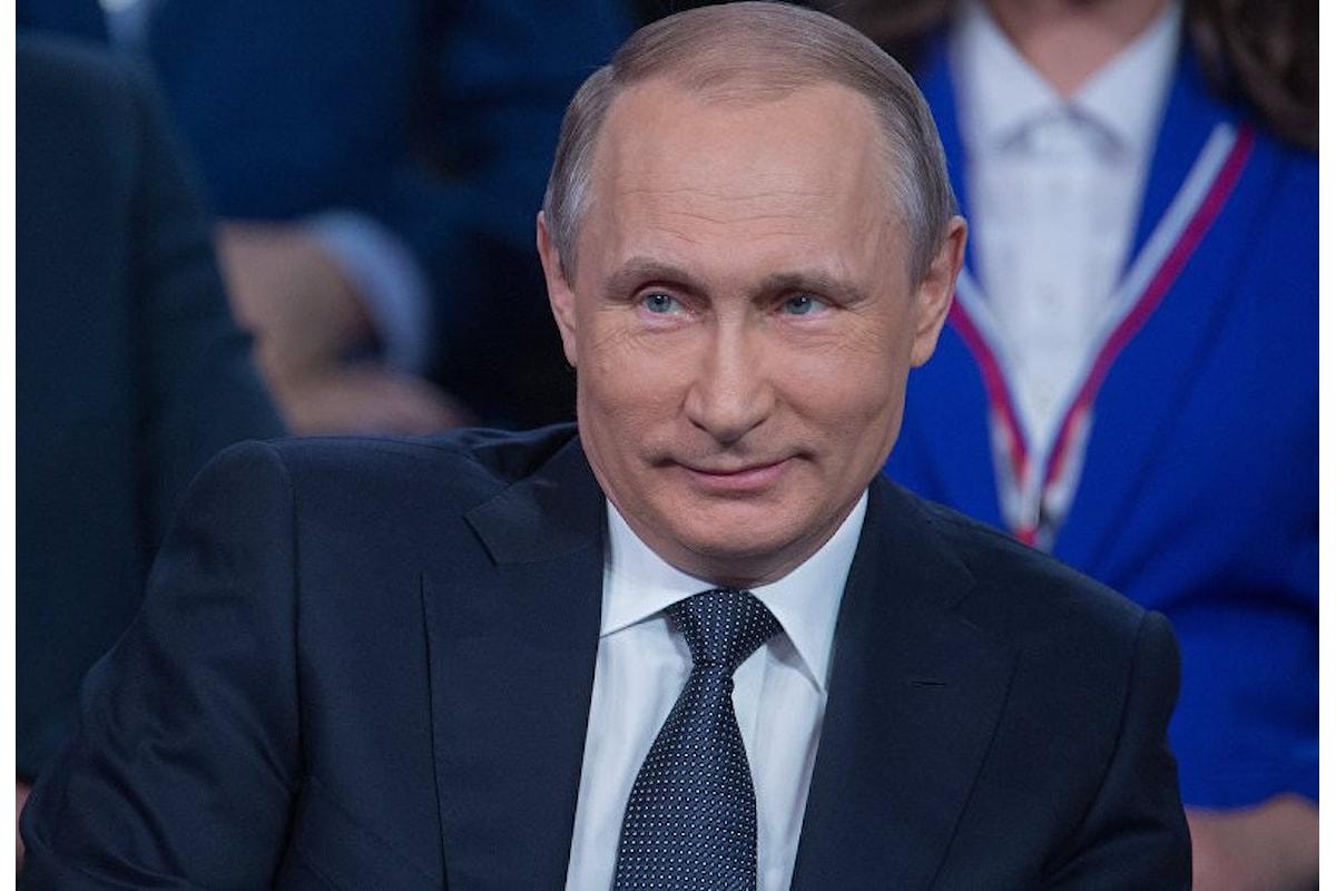 È colpa di Putin se Renzi ha perso il referendum sulla riforma costituzionale