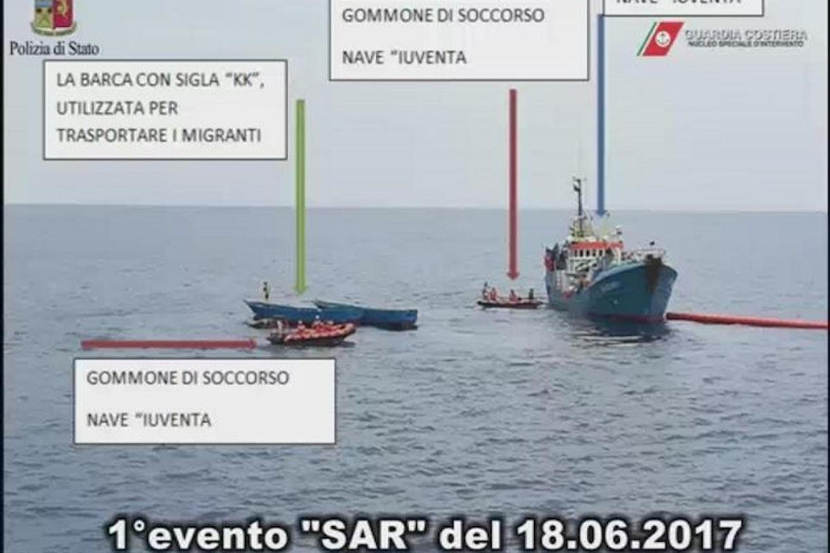 I motivi del fermo della Iuventa, la nave dell'ONG Jugend Rettet