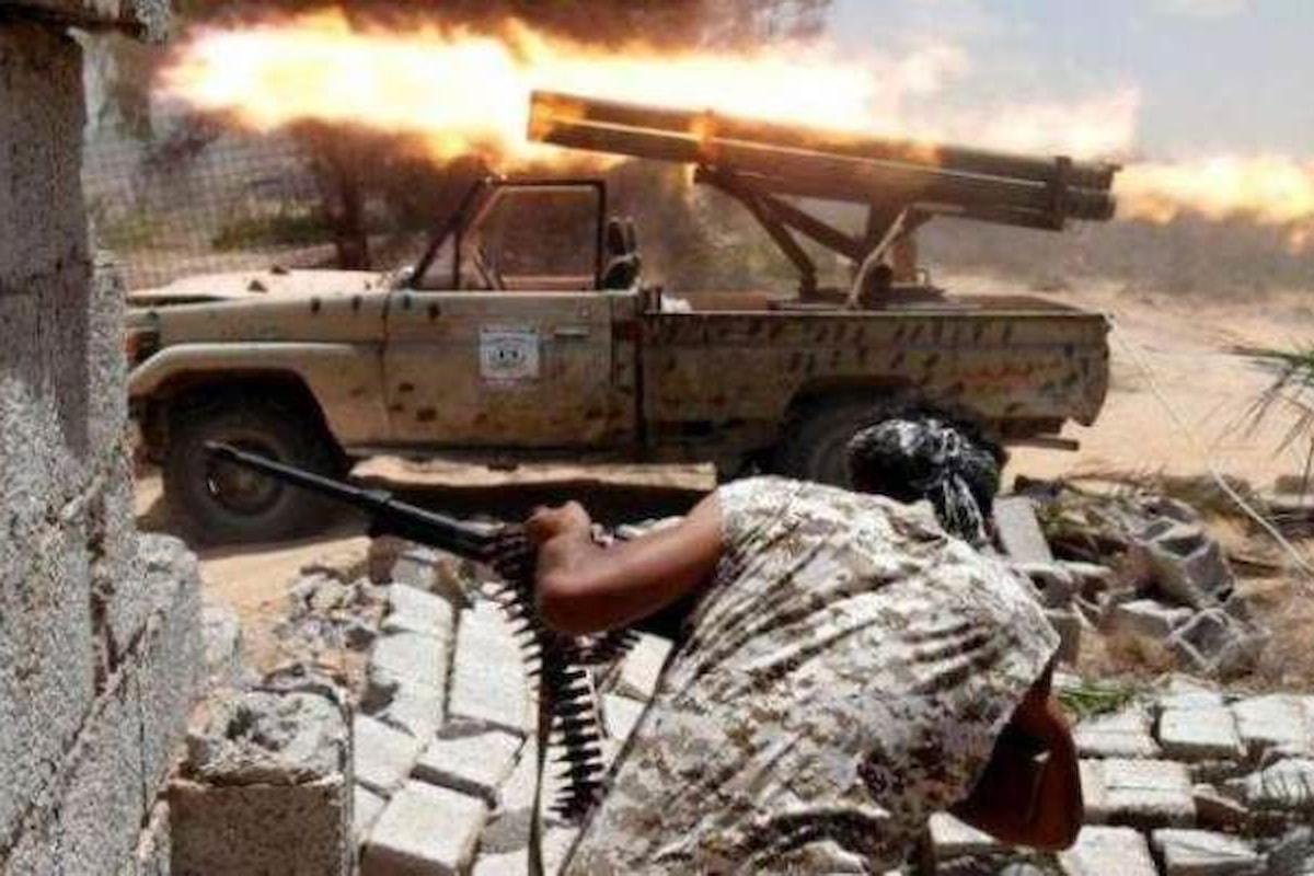 Conte e il suo Governo hanno compreso che la crisi in Libia riguarda anche l'Italia. Riunione nel pomeriggio
