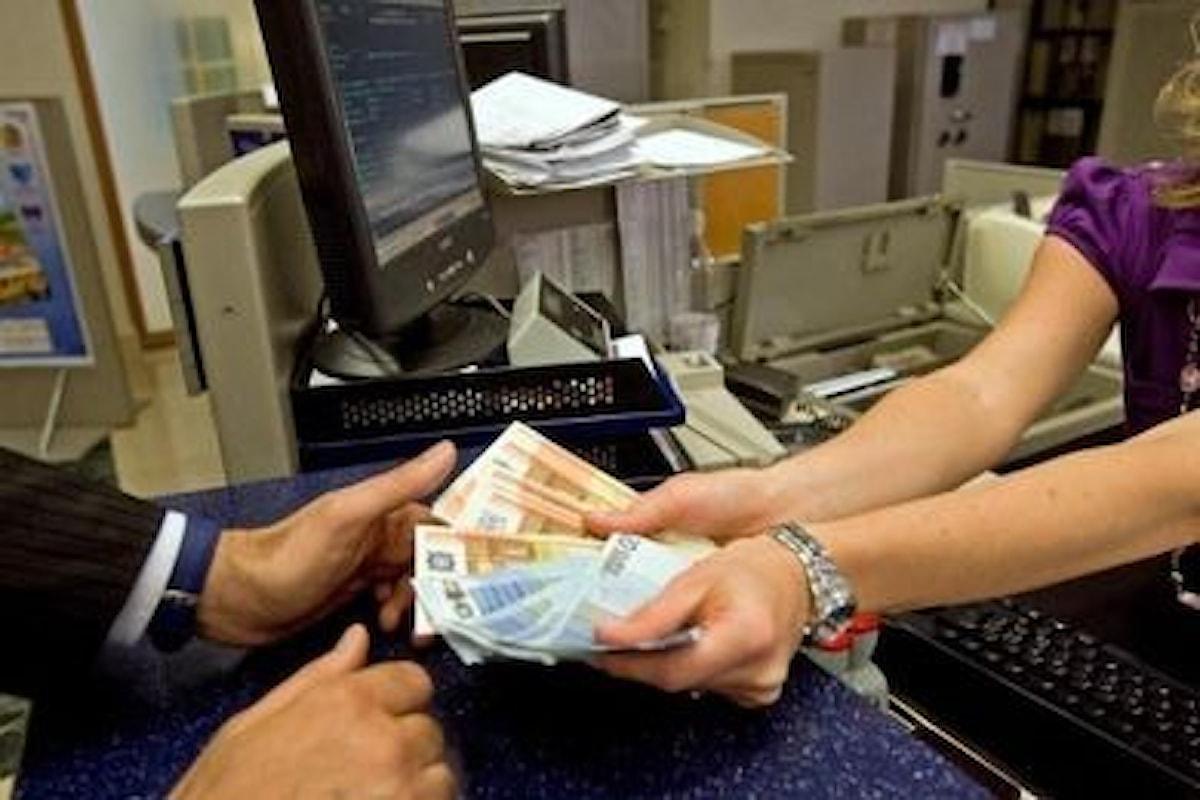 Banca fantasma a Salerno: 5 persone nei guai