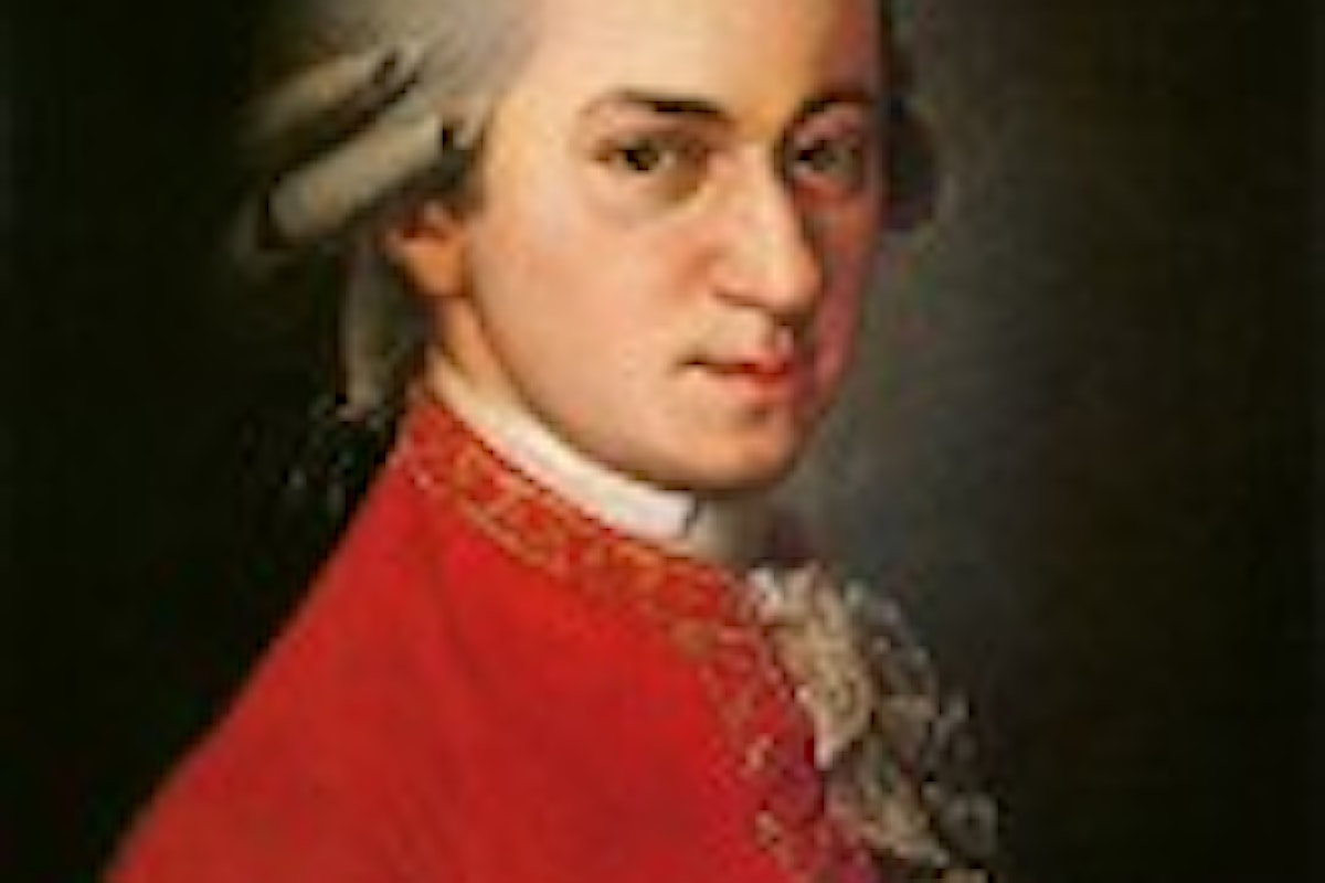 Ricordando il grande Mozart. A tre anni batteva i tasti del clavicembalo, a quattro anni suonava...