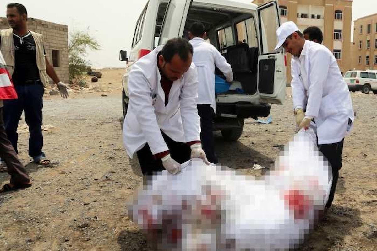 Yemen, nuovo massacro di civili ad Hodeida in seguito ad un bombardamento dei sauditi