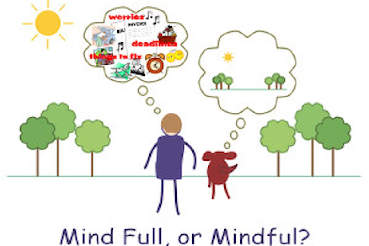 Sessioni romane di MINDFULNESS: meditazione di consapevolezza