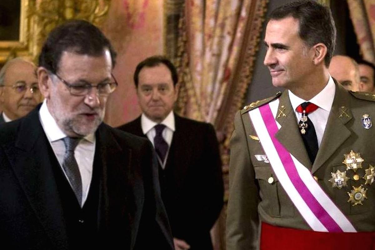 Arriva la risposta all'indipendenza della Catalogna, Madrid governa Barcellona
