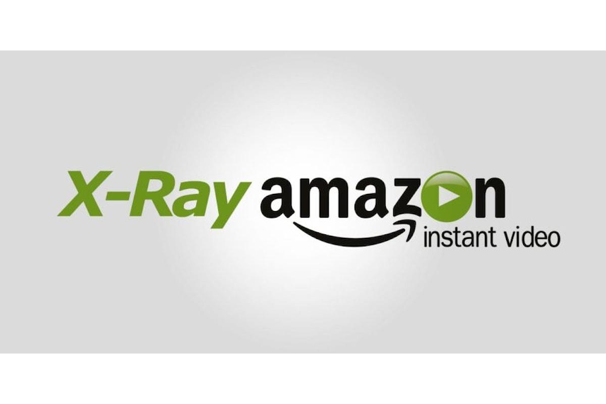 Cos'è X-Ray di Amazon Prime Video Italia e Come Usarlo per il nostro interesse