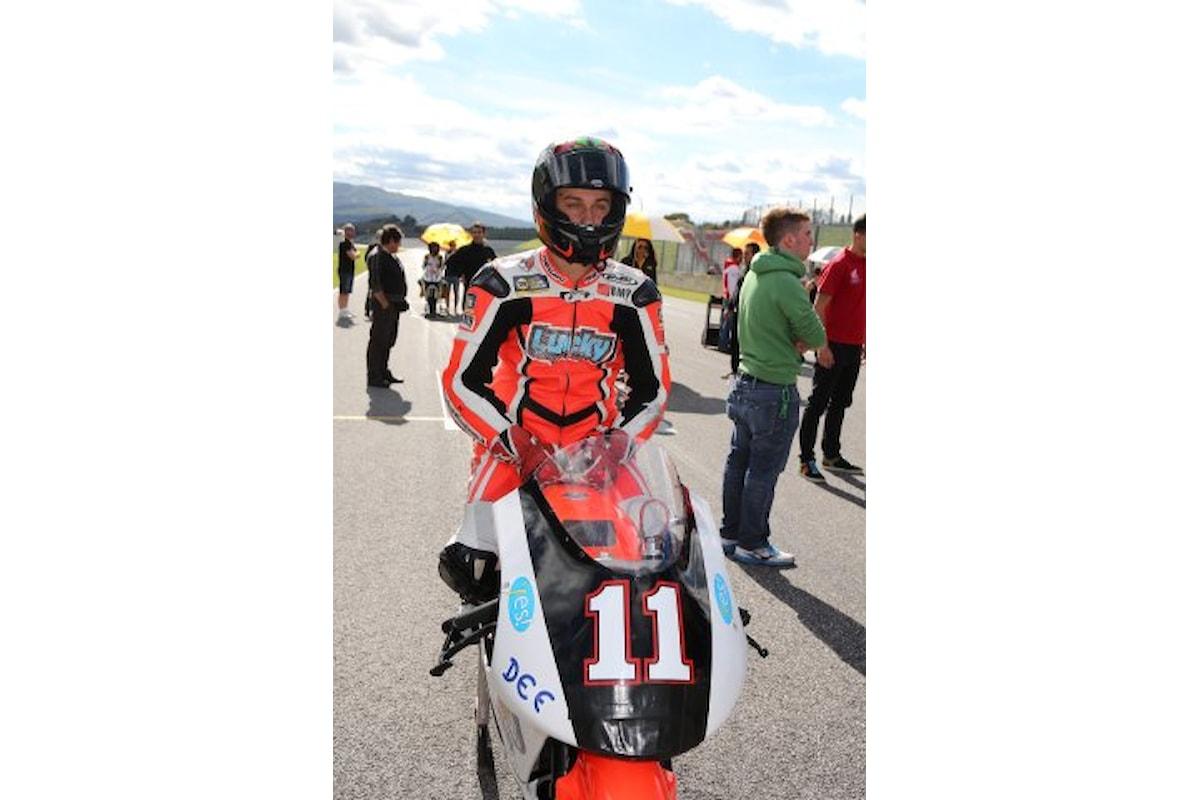 Qualche domanda a Andrea Raimondi pilota del Lucky Racing Team