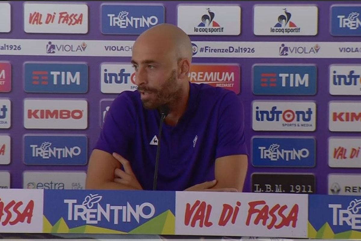 Borja Valero dichiara amore a Firenze e alla Fiorentina, un esempio!