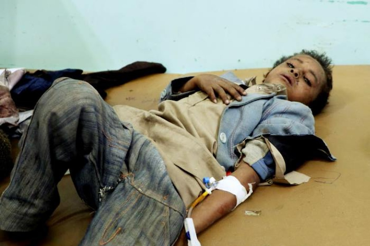 Ennesima strage in Yemen, vittime anche molti bambini che viaggiavano su un autobus