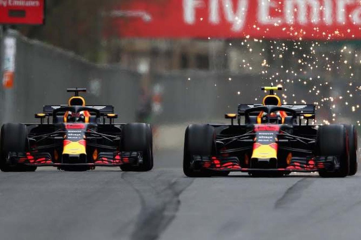 Hamilton, senza merito, vince il Gran Premio dell'Azerbaigian