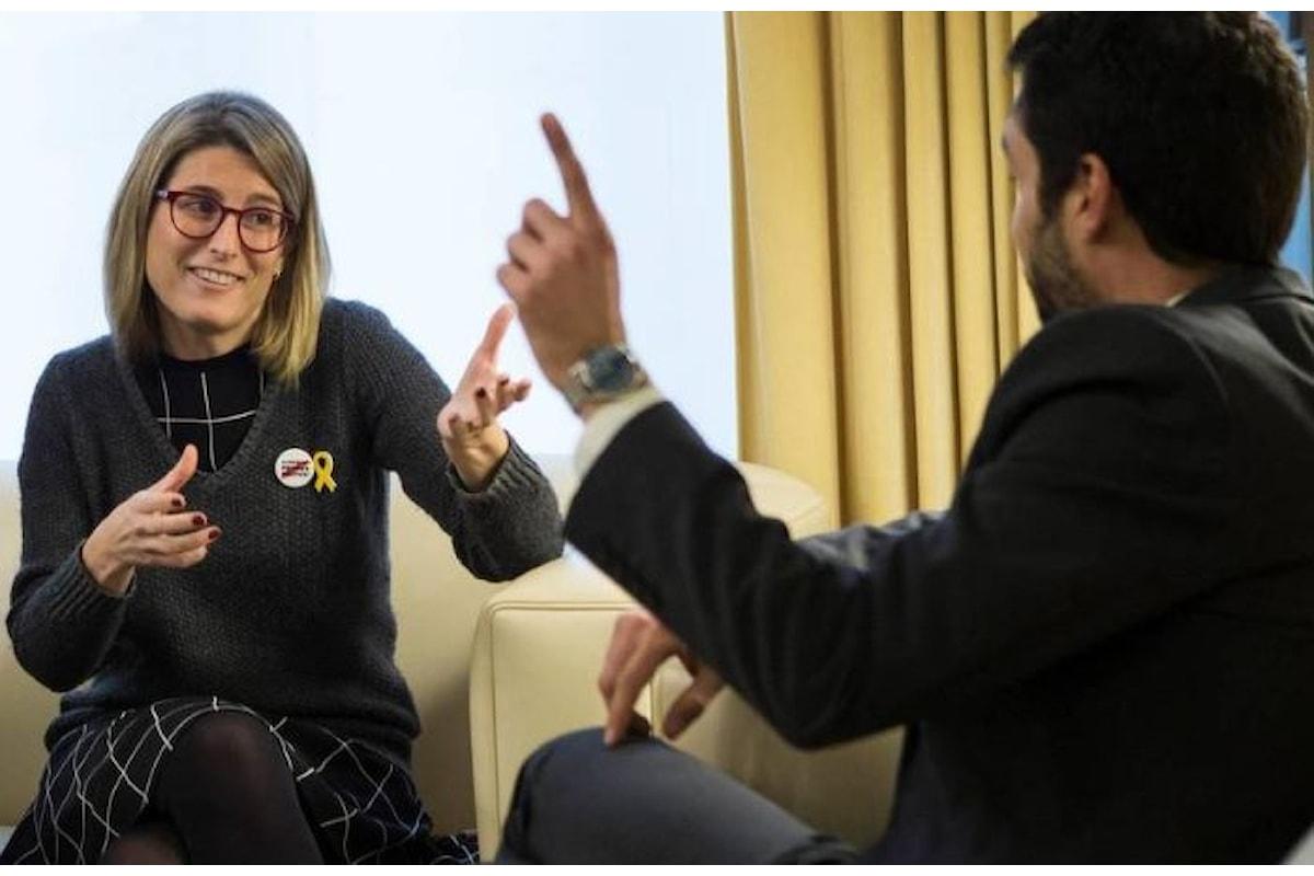 Ancora in alto mare la scelta di un presidente per il governo della Catalogna